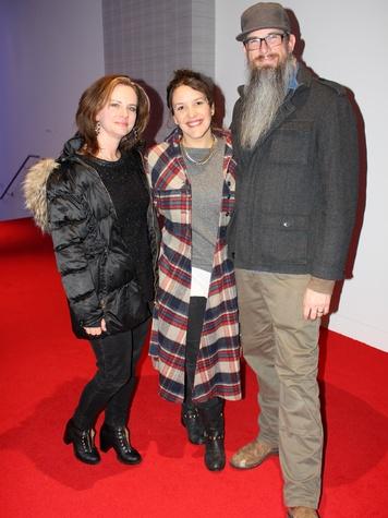 Carmen Mena, Mari Hidalgo King, Joshua King, Zhulong Gallery