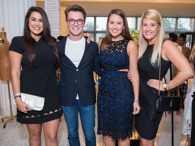 Fresh Faces of Fashion 8/16, Tiffany LaRose, William Finnorn, Jackie Kuna, Casey Sailer