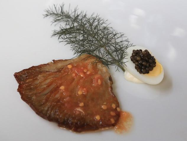 Mushroom dinner at Cinq Houston June 2013