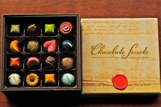 Chocolate at Chocolate Secrets in Dallas