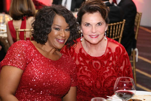 Red Cross Ball, Feb. 2016, Deborah Duncan, Susan McEldoon