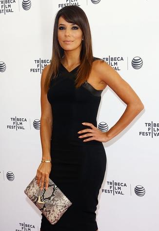 Eva Longoria in Elaine Turner at Tribeca Film Fest