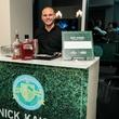 Bartender Nick Kaiser at CultureMap Country Club Social