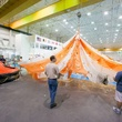 NASA, parachute, shuttle, sale, January 2013