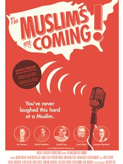Austin Photo_News_The Muslims Are Coming!_Poster