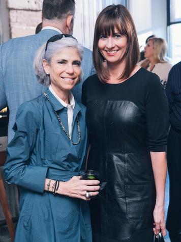 16 Texas Contemporary Art Fair kick-off April 2013 Judy Nyquist, Kelie Mayfield