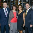 4 Tony and Donna Vallone, from left, and Lori and Dan Wolterman at Vallone's opening party November 2013
