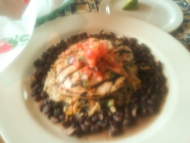 News_Chili's_grilled chicken_black beans