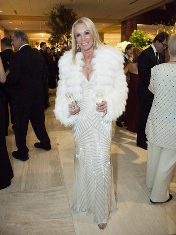 Pat McEvoy, crystal charity ball 2013, hilton anatole