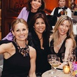 21 Lucinda Loya, from left, Judith Oudt, Ericka Bagwell and name to come at Rosemarie Johnson's birthday party April 2014