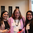 76 Vicki Law, from left, Susan Kennedy and Gloria Lopez at the Jane's Due Process fundraiser February 2015