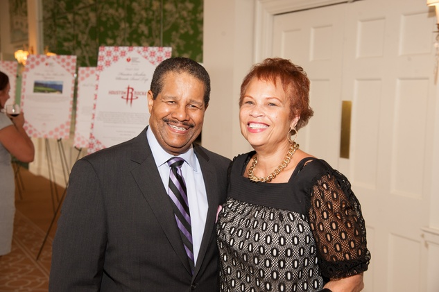15 Win and Denise Colbert at the Houston Heart Ball Kickoff at River Oaks Country Club October 2014