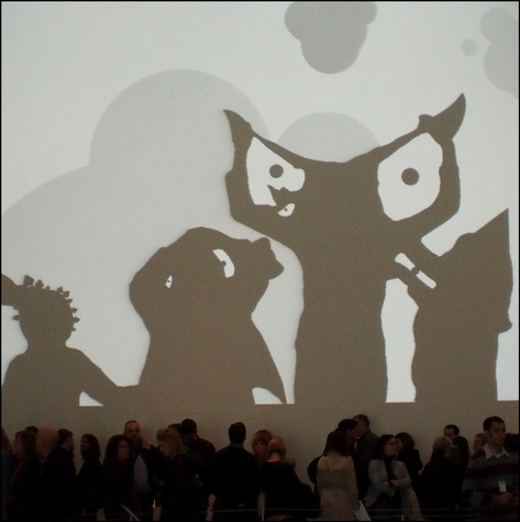 Museum of Fine Arts Shadow Monsters