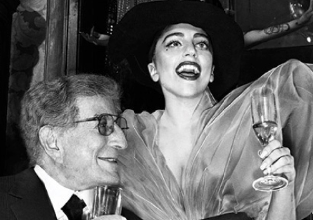 Tony Bennett & Lady Gaga in concert