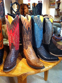 Designer appearance & trunk show: Lucchese