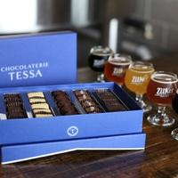 Chocolaterie Tessa presents Valentine's Beer & Chocolate Pairing