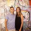 Houston, Chita Johnson engagement party, July 2015,  Dean Zubowski and Erin Scheinthal
