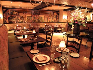 Places-Food-Olivette at The Houstonian interior