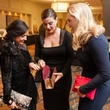 37. Monica Garza, from left, Elaine Turner and Heather McLeskey at the Stehlin Foundation Gala October 2013