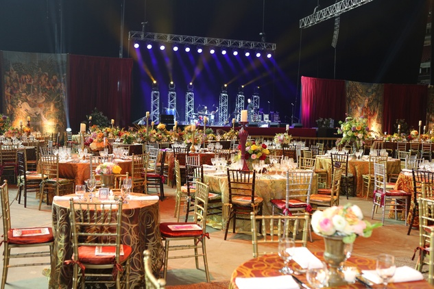 News, Shelby, Alley gala, May 2015, scenery