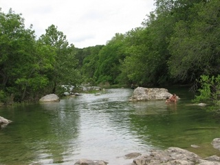 Austin Photo: Places_outdoors_barton_creek_greenbelt_swimming
