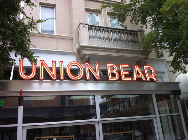 Union Bear in Dallas