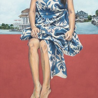 """The Jung Center Gallery presents Ana Kane: """"Floating Woman"""" opening reception"""