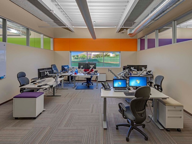 HCSS office, June 2016,