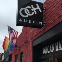 Oilcan Harry's Austin venue gay bar Warehouse District flag 2015