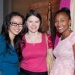 Houston Covenant House Spring Fling May 2013 Hahn Tran, Amanda Crump and Jackie Fair
