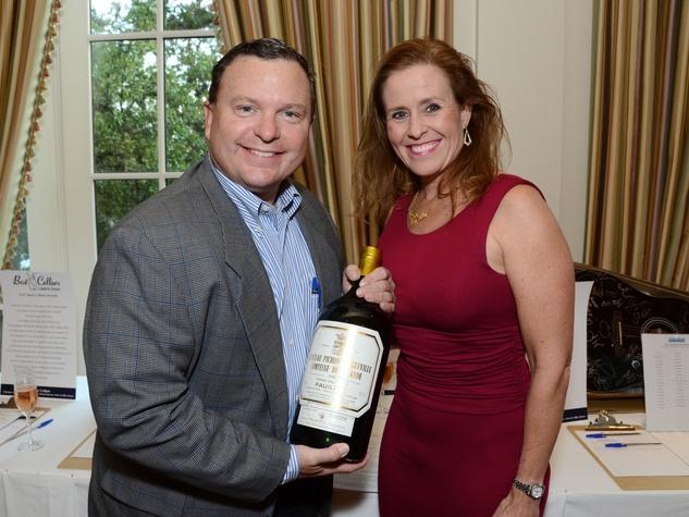 4, Best Cellars, September 2012, Jim Row, Maggie Row