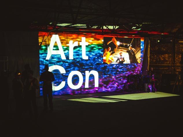 Art Con 9 in Dallas