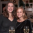 4 Cynthia Conner, left, and Kirsten Gray at the Bruce Munro VIP reception at Discovery Green November 2014