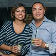 11 Michelle Moreno and Daniel Pereyra at the CultureMap Summer Social July 2014