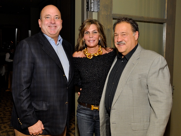News_Cancer Forward 2011_Mark Grierson, Debra Grierson, Frankie Mandola