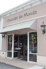 Chocolat du Monde, Exterior, June 2012