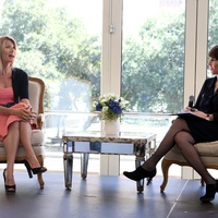 Laura Dern Shelby Hodge interview