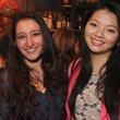 Dalia Cavazos, from left, Ching Giang, Maria Esqueda and  Connie Chung at the CounterCurrent Kick-Off March 2014