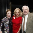 12 Sue Trammell Whitfield, from left, with Mary Ann and David McKeithan at the Health Museum Gala September 2014