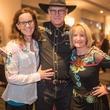 Parish School Gala, Feb. 2016Jennifer Wismer, Bob Wismer, Stacey Merchant