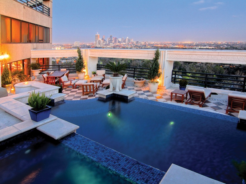Slideshow paradise on the 20th floor this 7 500 sq ft - Fortuny real estate ...
