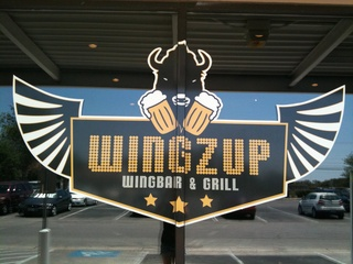 Wingzup sports bar