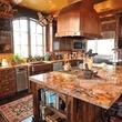 Timber Creek Ranch kitchen