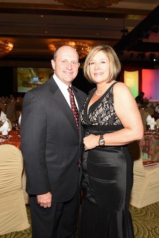 Nora's Home Gala 2015 Rudy and Lisa Beeching