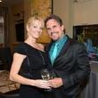 3 Houston Ballet Ambassadors event September 2013 Michelle Garner, Scott Ensell