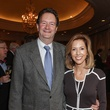 Ivan and Ruthanne Mefford at the Center for Houston's Future dinner November 2014