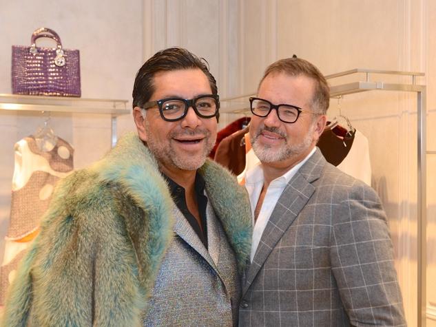 Dior grand opening Ceron, Todd Ficus