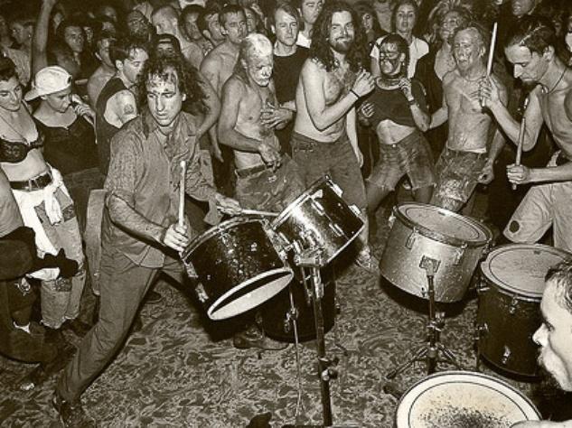 News_Becker_Rare Birds_Here Come the Drums_crashworship