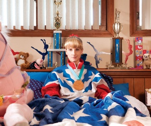 Melissa Rauch in The Bronze