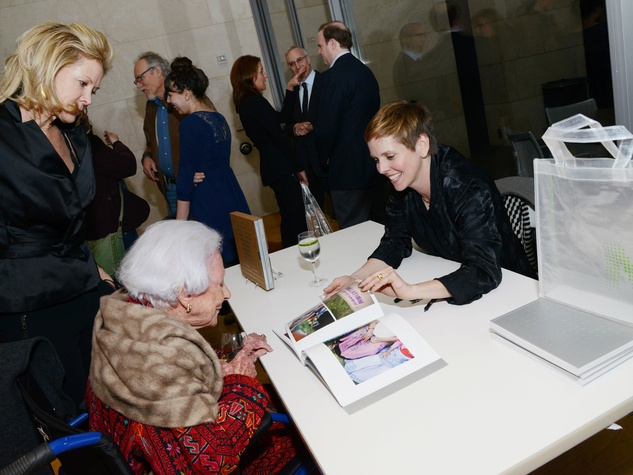 Margaret McDermott, Allison V. Smith book signing at the nasher